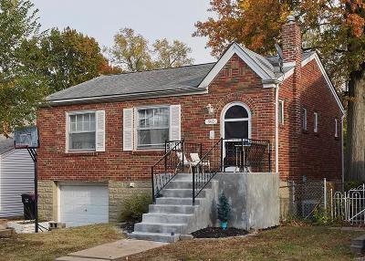 Mehlville Single Family Home For Sale: 540 Bellsworth Drive