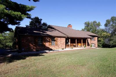 Wildwood Single Family Home For Sale: 1120 Hoot Owl