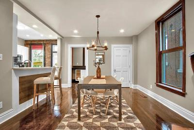 St Louis Single Family Home For Sale: 3927 Russell Boulevard