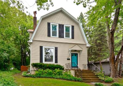 St Louis Single Family Home For Sale: 801 Greeley Avenue