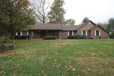 Belleville, Collinsville, Edwardsville, Glen Carbon, Highland, O Fallon, St Jacob, Swansea, Troy, Caseyville, Columbia, Fairview Heights, Lebanon, Mascoutah, Millstadt, New Baden, Shiloh, O'fallon Single Family Home For Sale: 108 Piney Woods Drive