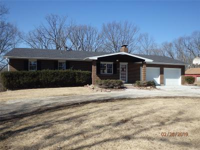Troy Single Family Home For Sale: 371 South Ridge Road