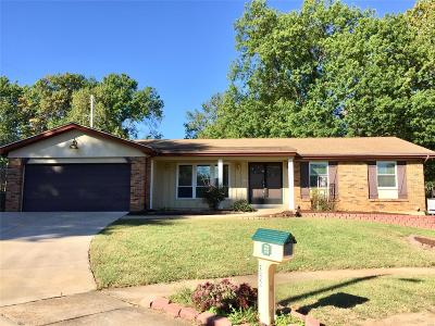 Single Family Home Contingent No Kickout: 10239 Abdell Drive