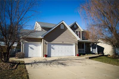 Wentzville Single Family Home For Sale: 117 Pine Needle Drive