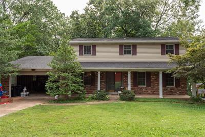 St Louis Single Family Home For Sale: 9032 Mountainair Trail