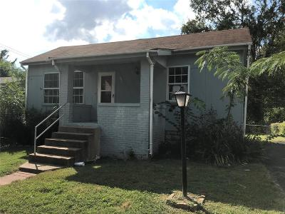 St Louis MO Single Family Home For Sale: $23,900