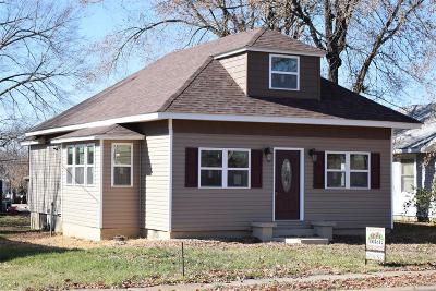 Desloge Single Family Home For Sale: 105 North Grant Street