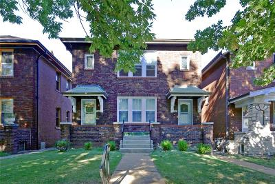 St Louis Single Family Home Coming Soon: 3935 Fillmore Street