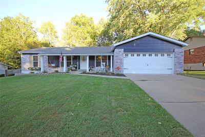 Ballwin Single Family Home For Sale: 680 Crowsnest Drive