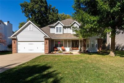 Fairview Heights Single Family Home For Sale: 949 Columbia Avenue
