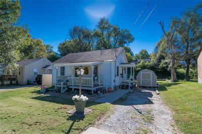 Alton Single Family Home For Sale: 3617 Horn Avenue