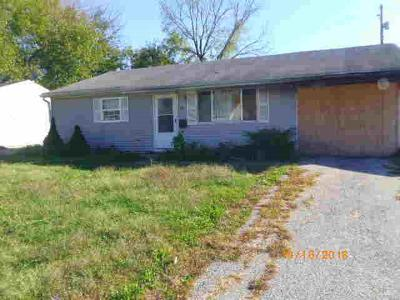 Cahokia IL Single Family Home For Sale: $10,000