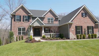 Wildwood Single Family Home For Sale: 18065 Homestead Manor Drive