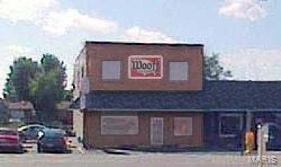 Bethalto Commercial For Sale: 108 West Bethalto Boulevard