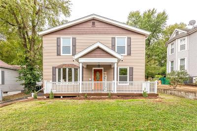 Single Family Home For Sale: 840 Marshall Avenue