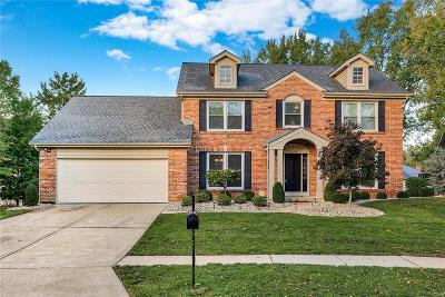 Chesterfield Single Family Home Contingent No Kickout: 1615 Sunny Wind Court
