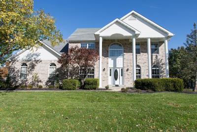 Eureka Single Family Home For Sale: 627 Thorntree