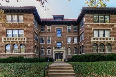 St Louis City County Single Family Home For Sale: 6232 Northwood Avenue #1W