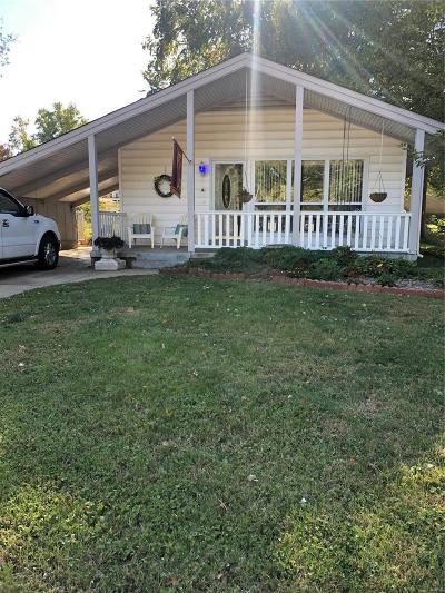 Single Family Home For Sale: 1323 Samoa