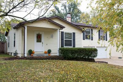 St Peters Single Family Home For Sale: 44 Christine Drive