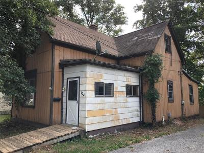 Belleville Single Family Home For Sale: 124 North 28th Street