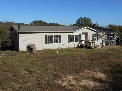 Owensville MO Single Family Home For Sale: $55,000