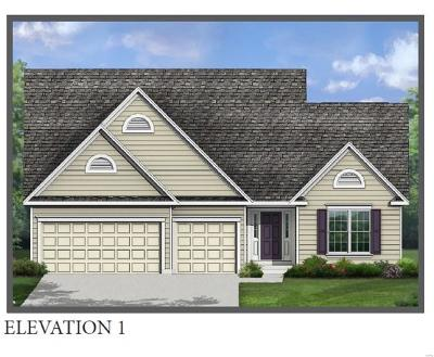 Wentzville Single Family Home For Sale: Braxton@carlton Glen