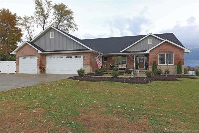 Farmington Single Family Home For Sale: 1163 Stono Mountain