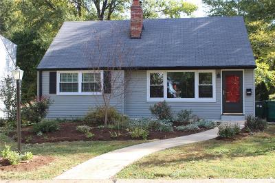 Single Family Home For Sale: 1230 Drayton Avenue