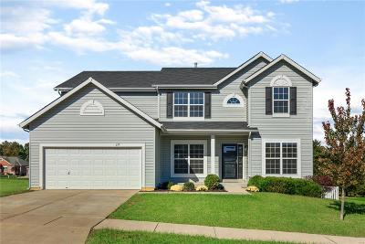 Wentzville Single Family Home For Sale: 277 Sonnet Circle