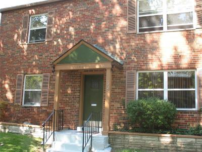 University City Multi Family Home For Sale: 7445 Delmar Boulevard