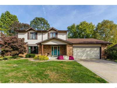 St Charles Single Family Home For Sale: 1108 Lancaster Drive