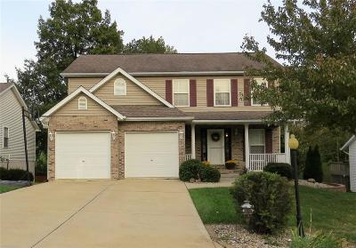Alton Single Family Home Active Under Contract: 4619 Camellia