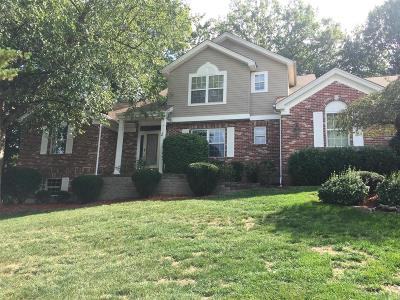 Lake St Louis Single Family Home For Sale: 2 Forest Park Circle