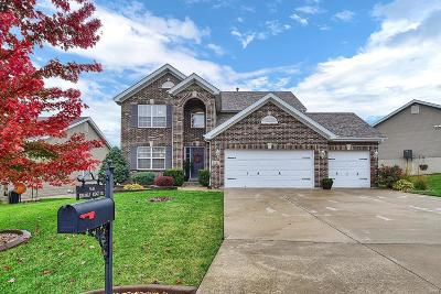 St Charles Single Family Home For Sale: 5541 Emerald Ridge