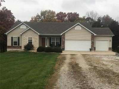 Lincoln County, Warren County Single Family Home For Sale: 25735 Southwind