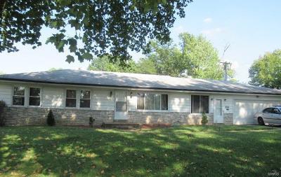 Single Family Home For Sale: 2569 Center Avenue