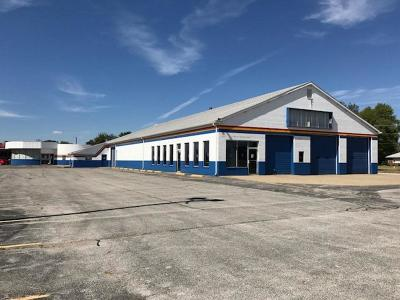 Wood River Commercial For Sale: 1533 East Edwardsville Road