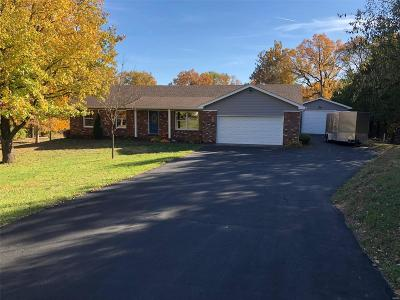 Lincoln County, Warren County Single Family Home For Sale: 21044 West Deer Ridge Drive