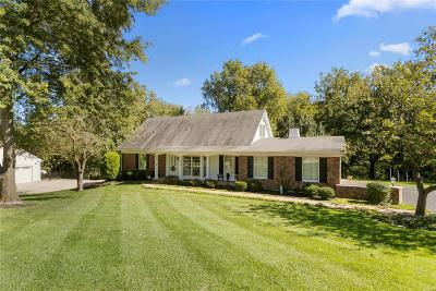 Chesterfield Single Family Home For Sale: 1718 Claymont Estates Drive