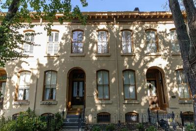 Lafayette Square Single Family Home For Sale: 1827 Rutger