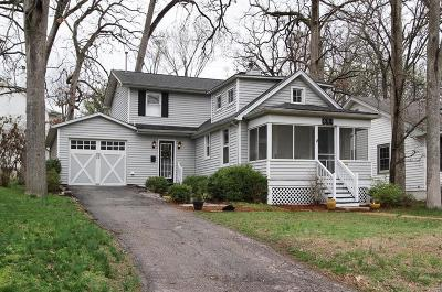 Webster Groves MO Single Family Home For Sale: $315,000