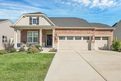 Wentzville Single Family Home For Sale: 102 Peachleaf Court