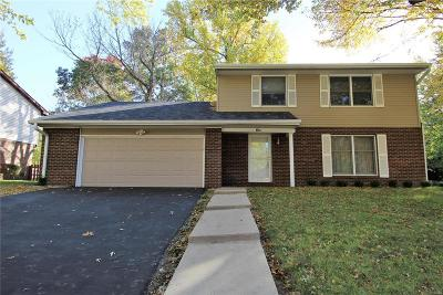 Swansea IL Single Family Home For Sale: $147,900