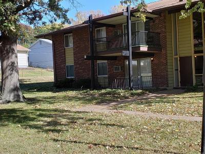 Hazelwood Condo/Townhouse For Sale: 8727 Sieloff #A