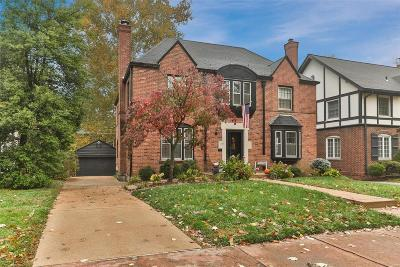St Louis Single Family Home For Sale: 7127 Cornell Avenue