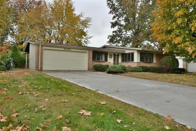 Single Family Home For Sale: 3020 North Waterford Drive