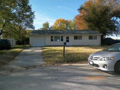 Caseyville Single Family Home For Sale: 8807 Bermuda Avenue
