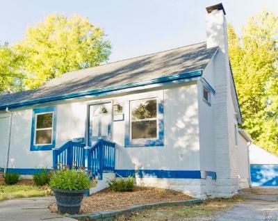Single Family Home For Sale: 605 Norton Avenue