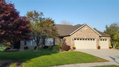 Edwardsville IL Single Family Home For Sale: $354,900